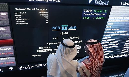 FILES-SAUDI-OIL-STOCKS