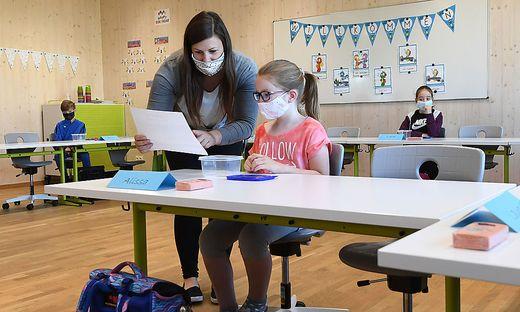 In den Volksschulen herrscht immer mehr Bedarf an Betreuung vor Ort