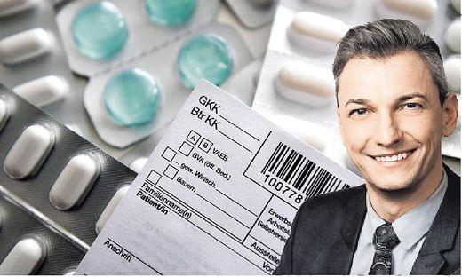 Gibt Einblick in die Tücken des Gesundheitssystems in Österreich: ÖGK-Chef Bernhard Wurzer