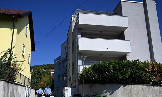 Kroatien Zagreb drei Kinder getötet Vater