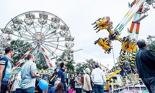 Findet die Herbstmesse planmäßig im Oktober statt?