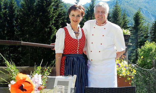 Silvia Carmen und Walter Schuster führen das Traditionsgasthaus