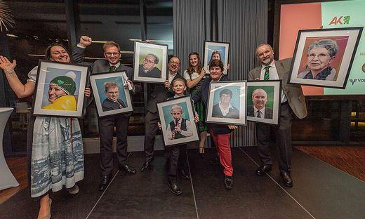 """Sieben Sieger: Das sind die """"Köpfe des Jahres"""" 2019 aus der Obersteiermark"""