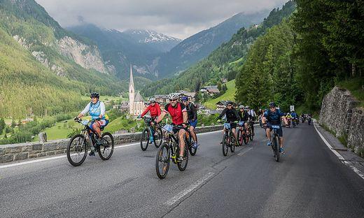 Großglockner E-Bike Summit