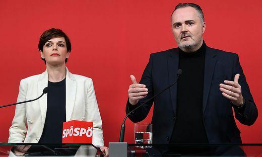 Hans-Peter Doskozil glaubt an einen Verbleib von Pamela Rendi-Wagner an der Parteispitze