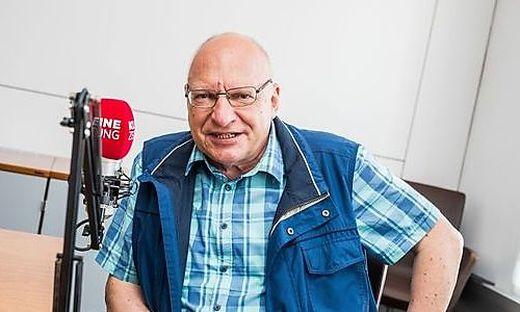 Podcast Gunther Spath war bis August 2012 Militärkommandant von Kärnten