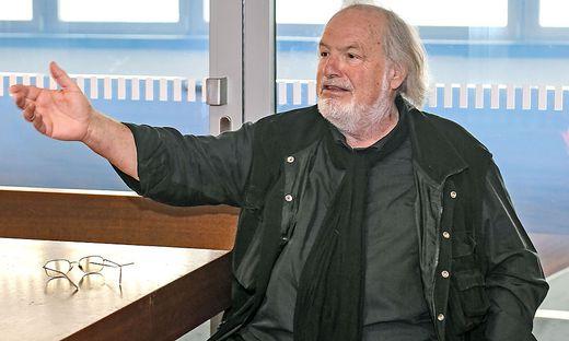 Festspielleiter von Erl: Gustav Kuhn