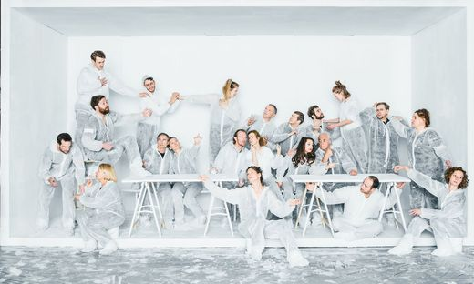 Werden Sie bei der exklusiven Vorpremiere Teil des Ensembles des Schauspielhauses Graz