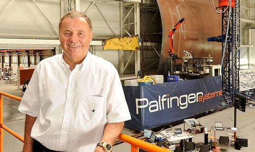 Hubert Palfinger senior ist im Jänner 2020 verstorben