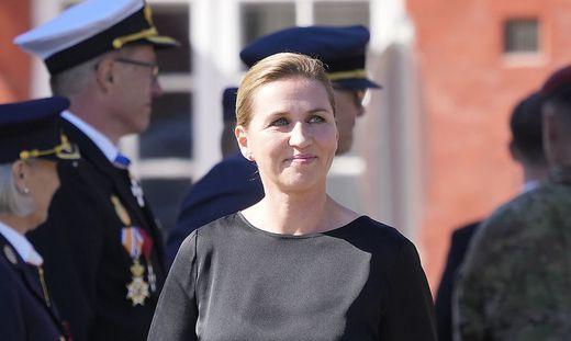 Dänemarks Regierungschefin Mette Frederiksen