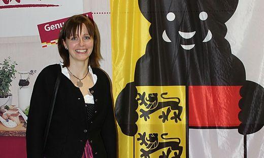 Elisabeth Thurner wurde am Freitag zur neuen Obfrau des Kärntner Bienenzuchtverbandes gewählt