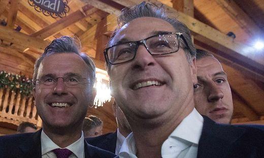 AUSTRIA-POLITICS-VOTE-PARTIES-FPOE