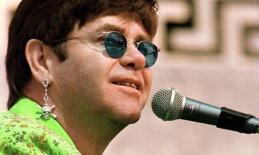 Elton John im Jahr 1999, Archivbild