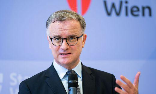 Med-Uni-Rektor Markus Müller