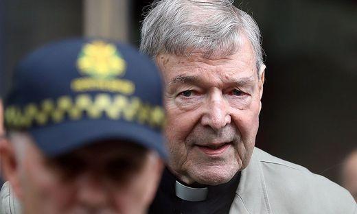 Pell ist in den Vatikan zurückgekehrt