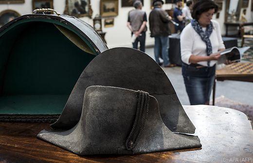Napoleon Hut Fur 350 000 Euro Versteigert Kleinezeitung At