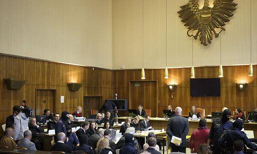 STEIERMARK: PROZESS GEGEN STAATSVERWEIGERER