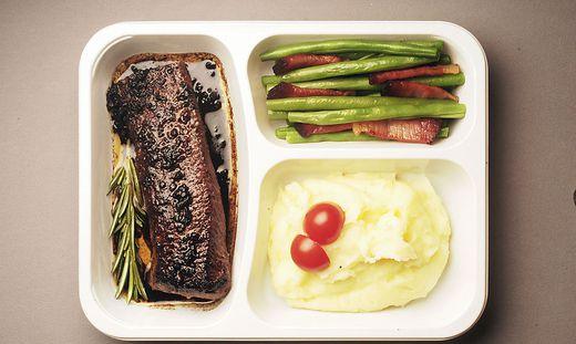 Fertig-Gerichte erfreuen sich immer größerer Beliebtheit