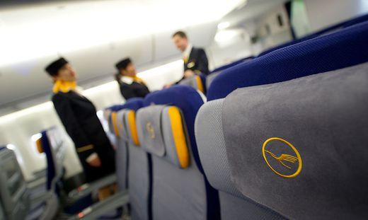 Dicke Luft zwischen der Lufthansa und den Flugbegleitern
