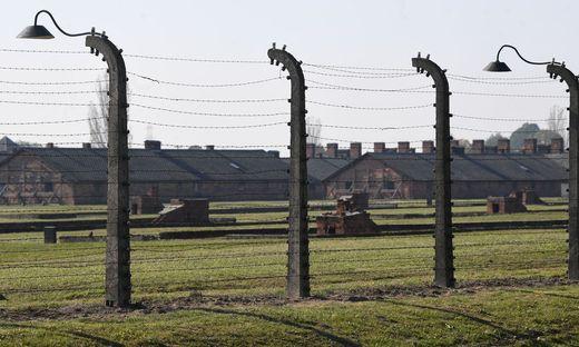 Das ehemalige NS-Vernichtungslager Auschwitz Birkenau
