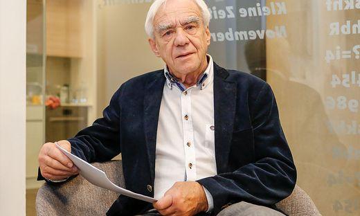 Geschädigter Anleger Horst Raggam