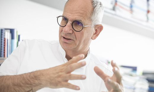 Rudolf Likar, Abteilungsvorstand Anästhesiologie und Intensivmedizin am Klinikum Klagenfurt