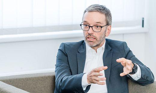 FPÖ-Klubobmann Kickl: Sollte Hofer nicht bei Bundespräsidentschaftswahl kandidieren, werden Parteigremien über Obmannschaft entscheiden