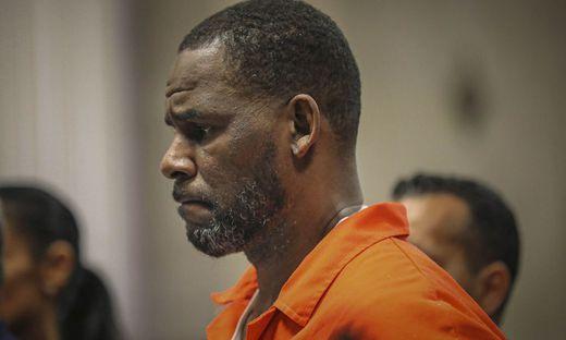 R. Kelly ist in U-Haft