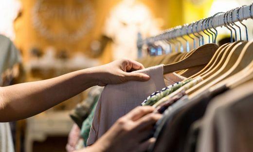 Kleidung ist einer der zurzeit aktuellen Preistreiber