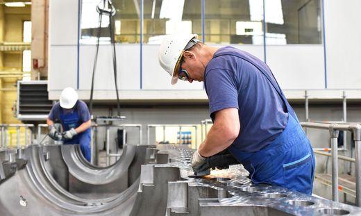 Die Beschäftigung in der Steiermark legt weiter zu