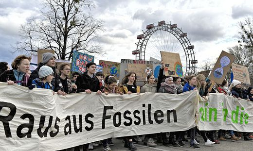 KLIMASTREIK: PLATTFORM 'FRIDAYS FOR FUTURE'