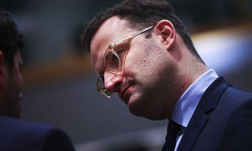 Jens Spahn, Roberto Speranza