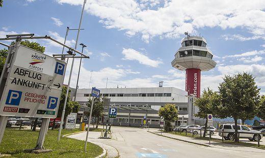 Land Kärnten und Stadt Klagenfurt veräußern 74,9 Prozent am Flughafen Klagenfurt