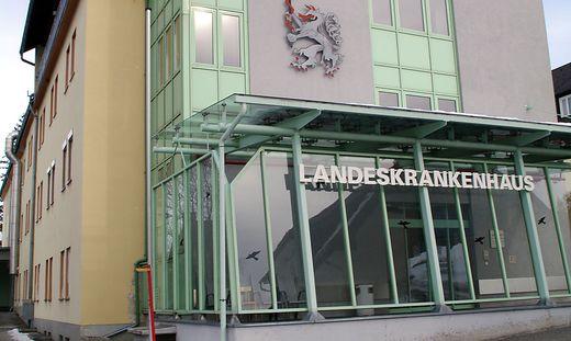 Das LKH Mariazell wird der Standort der primären Versorgungseinheit sein