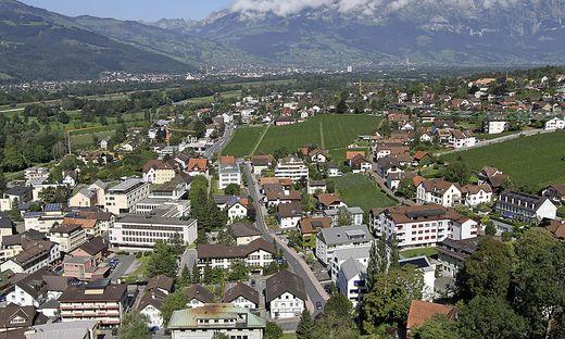 Das Fürstentum Liechtenstein ist ein Tatort in dem Kriminalfall