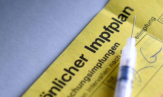 Der analoge Impfpass soll durch die e-Version ersetzt werden