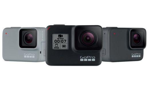 GoPro steuert wieder auf bessere Zeiten zu