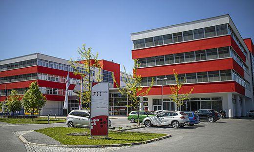 Villach ist einer der vier FH-Standorte in Kärnten