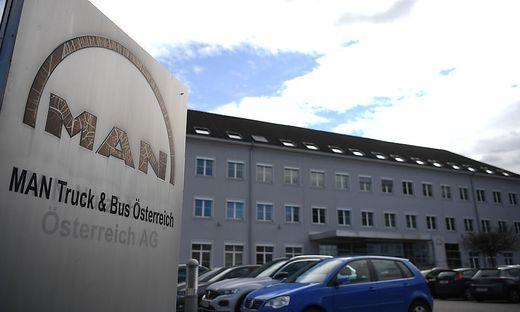 Dem MAN-Werk in Steyr droht die Schließung