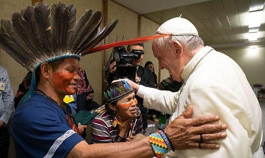VATICAN-BRAZIL-AMAZON-POLITICS-RELIGION-ENVIRONMENT-SYNOD-POPE
