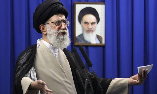 Der Ayatollah setzt derzeit auf Konfrontation
