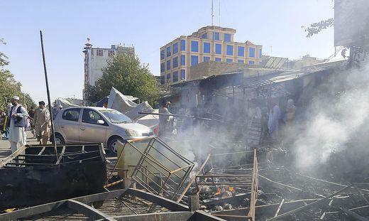 Kämpfe um Kunduz, die Taliban nahmen die Stadt ein