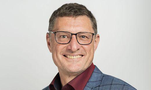 Michael Jungmeier, naturschutzpraktischer Leiter der Ausbildung