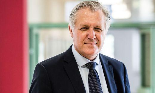 Empiriker, Manager und Forscher mit starker Teamorientierung: Chirurg Hendrik J. Ankersmit