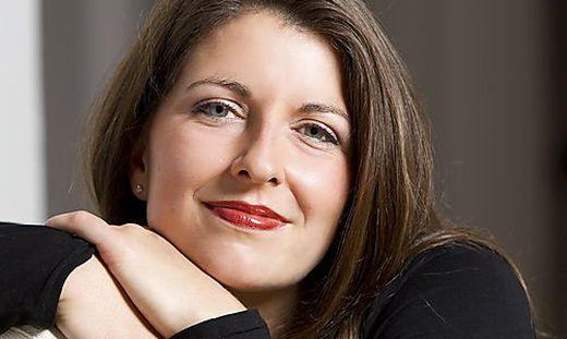 Mezzosopranistin Dshamilja Kaiser