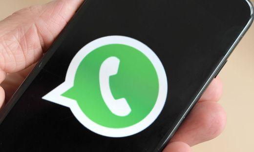 Nutzer melden Störungen bei WhatsApp