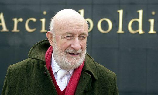 92-Jähriger erliegt Coronavirus - Architekt Gregotti tot