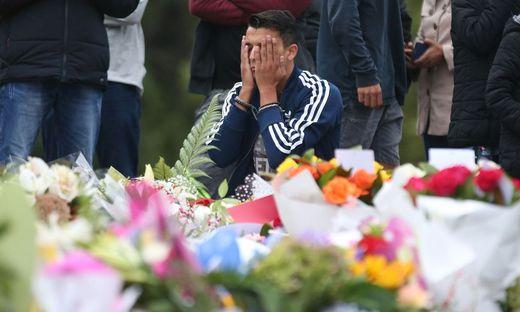 Die Trauer nach dem Attentat in Neuseeland ist groß