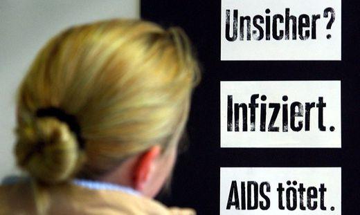 Aufklärung und Beratung sind zentral: Nur wer etwas von seiner HI-Infektion weiß, kann dagegen etwas tun