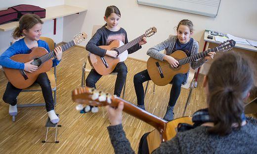 Musikschule Voelkermarkt Jaenner 2016